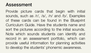 Assessment Tip Example
