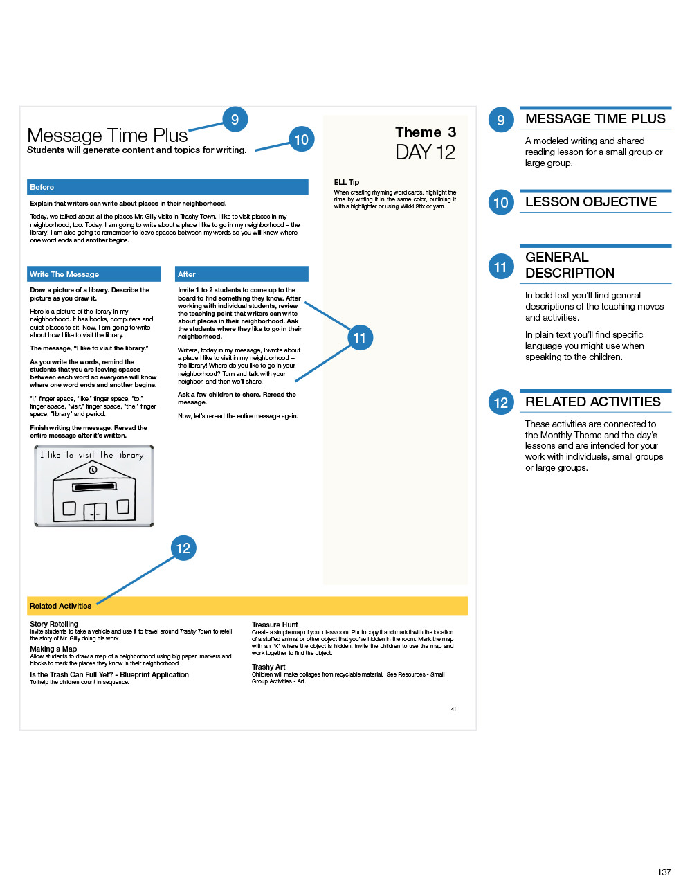 MTP Page Layout
